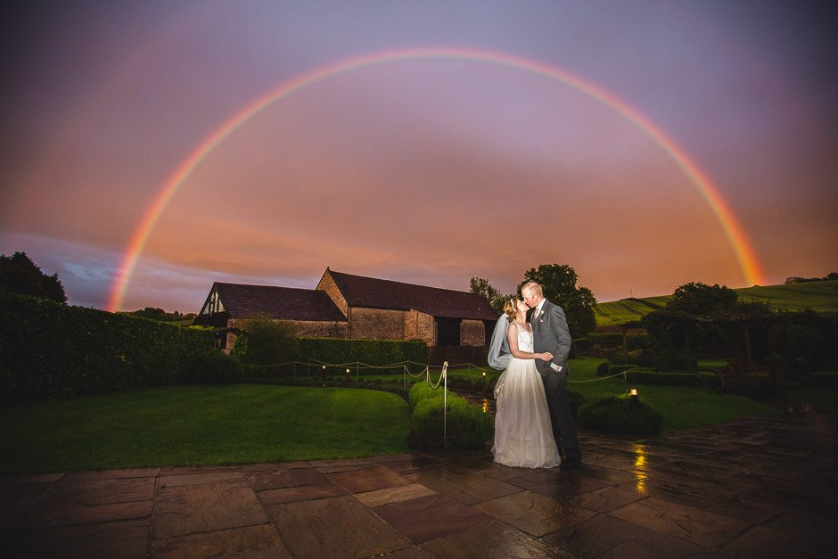 The Pig & Priston Mill Wedding