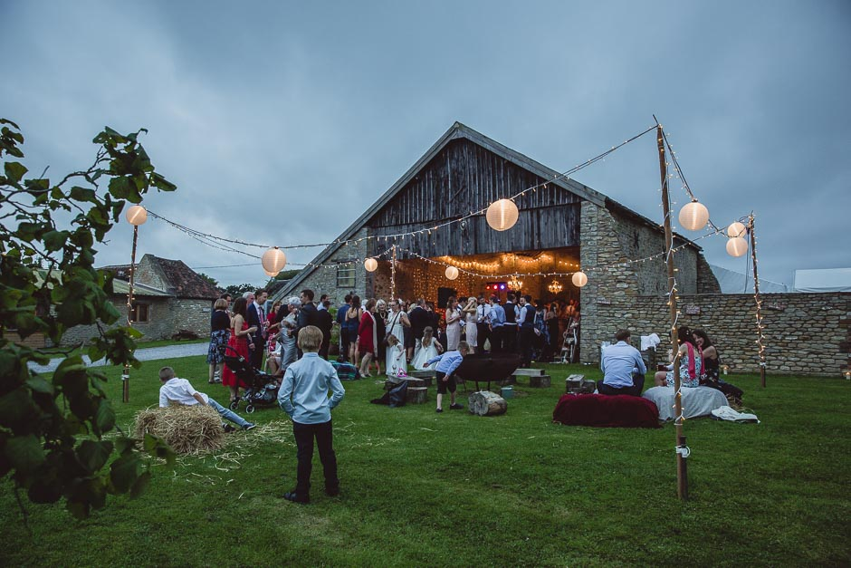 Court Farm Wedding
