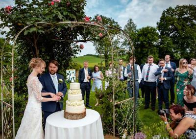 Bath Abbey wedding