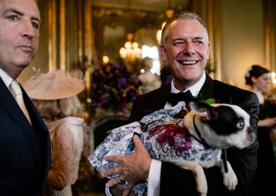 Father of the Bride at Cliveden House