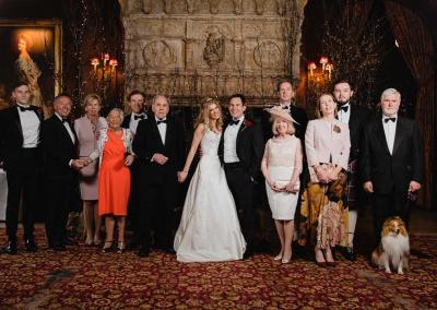 Group photos at Cliveden House