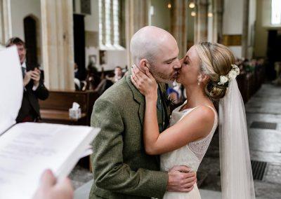 First kiss North Cadbury Court