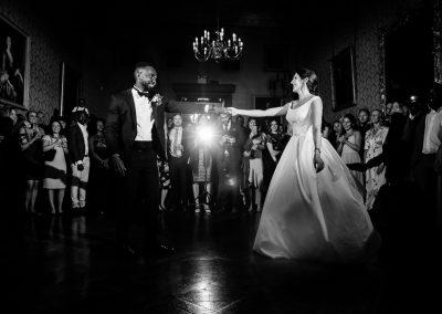 first dance Grittleton House Wedding