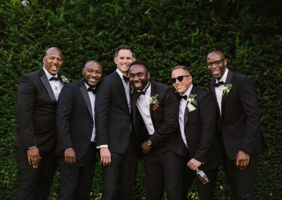 The Groomsmen Grittleton House Wedding