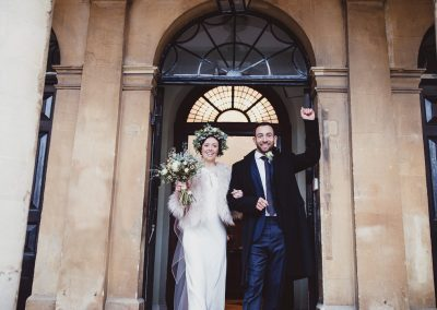 wedding photography Roman Baths