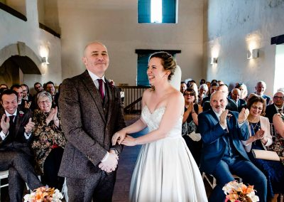Getting married at The Watermill