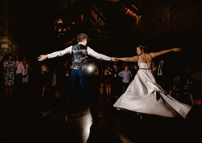 Dance floor moves