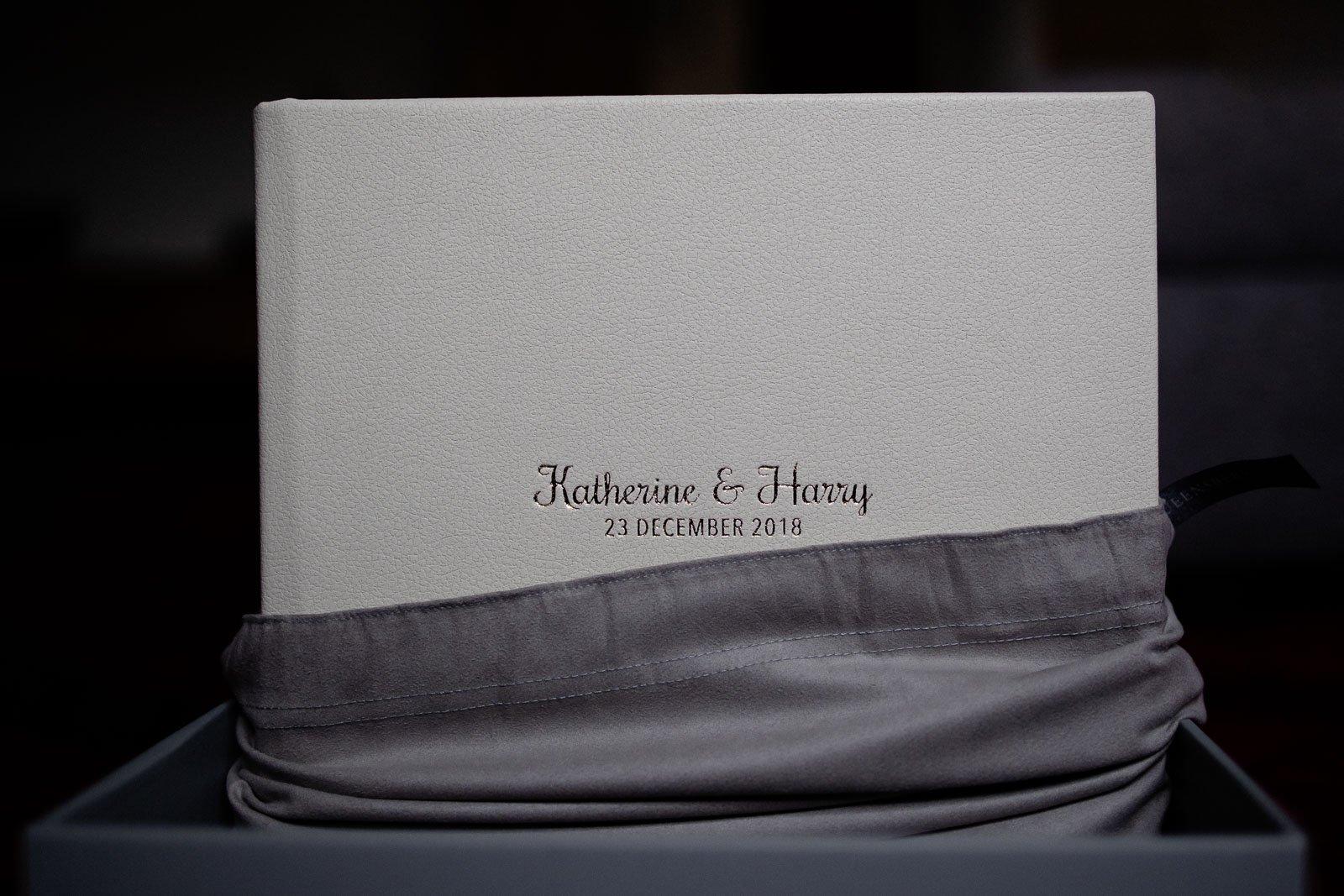 Queensberry mounted album