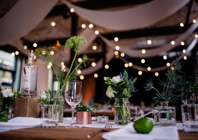 Paintworks event space wedding