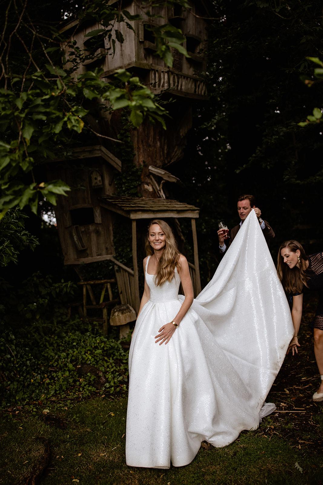 Parish's House Wedding