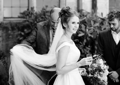 Coombe Lodge wedding, Chloe