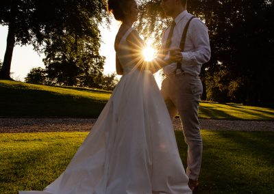 Coombe Lodge wedding, first dance